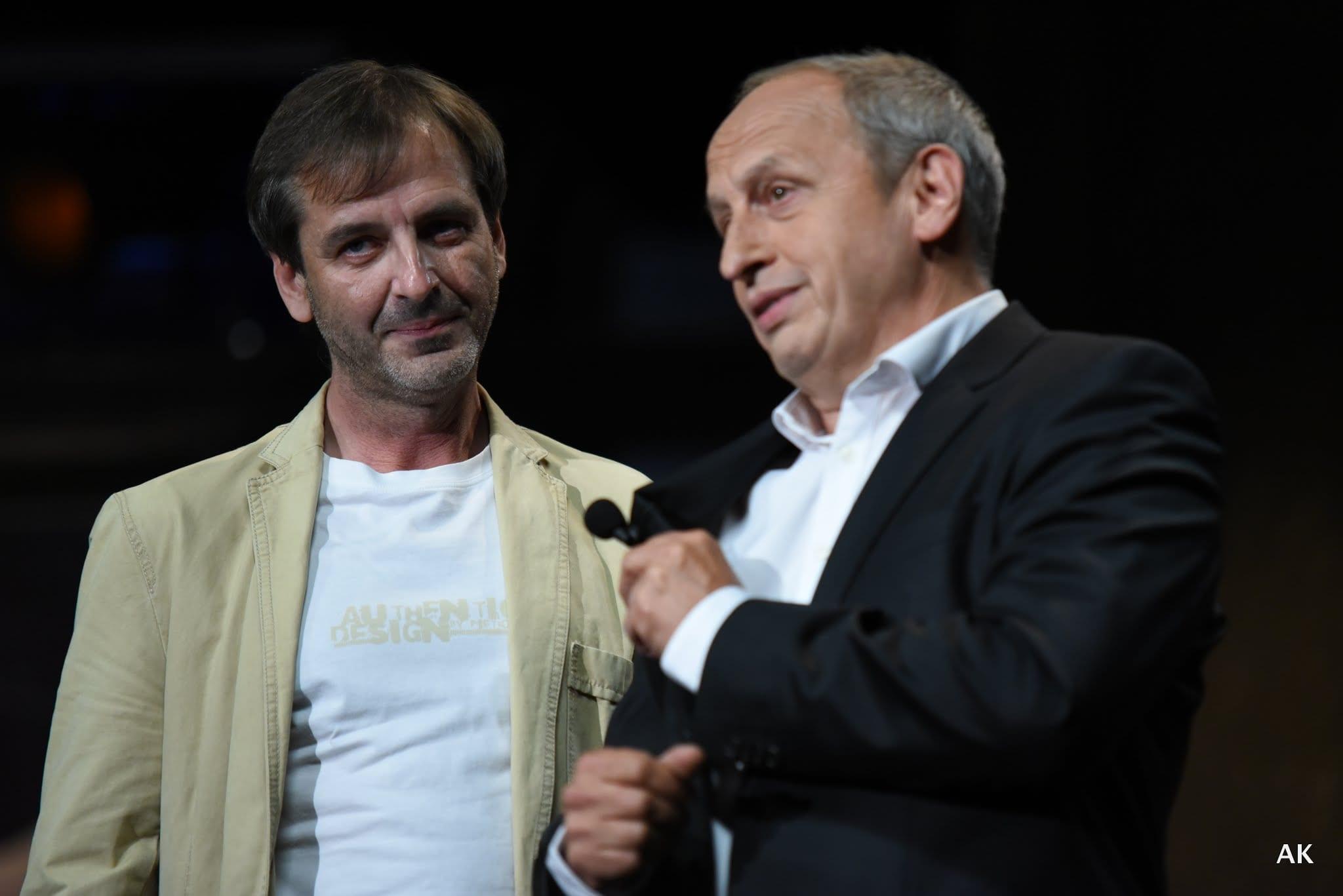 Věrný divák pan Odvárka – Show Jana Krause 22. 6. 2016