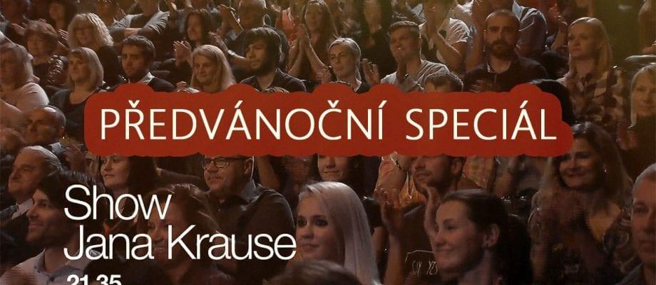 Předvánoční speciál ¦ Show Jana Krause 21. 12. 2016