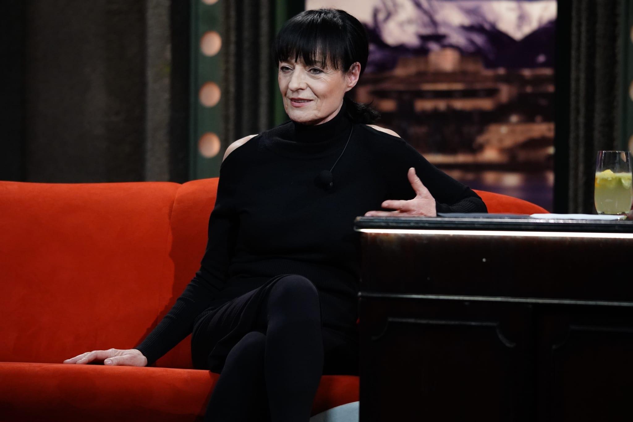Módní návrhářka Liběna Rochová v SJK 8. 1. 2020