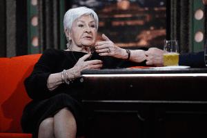 Hosté SJK 5. 2. 2020 — televizní hlasatelka Kamila Moučková, herec Kryštof Hádek a policista Robert Šlachta.