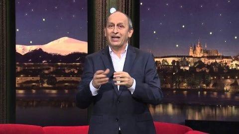 Fotograf Antonín Kratochvíl, herec a stand-up komik Lukáš Pavlásek a zpěvačka-jazzmanka Miriam Bayle v SJK 24. 2. 2016