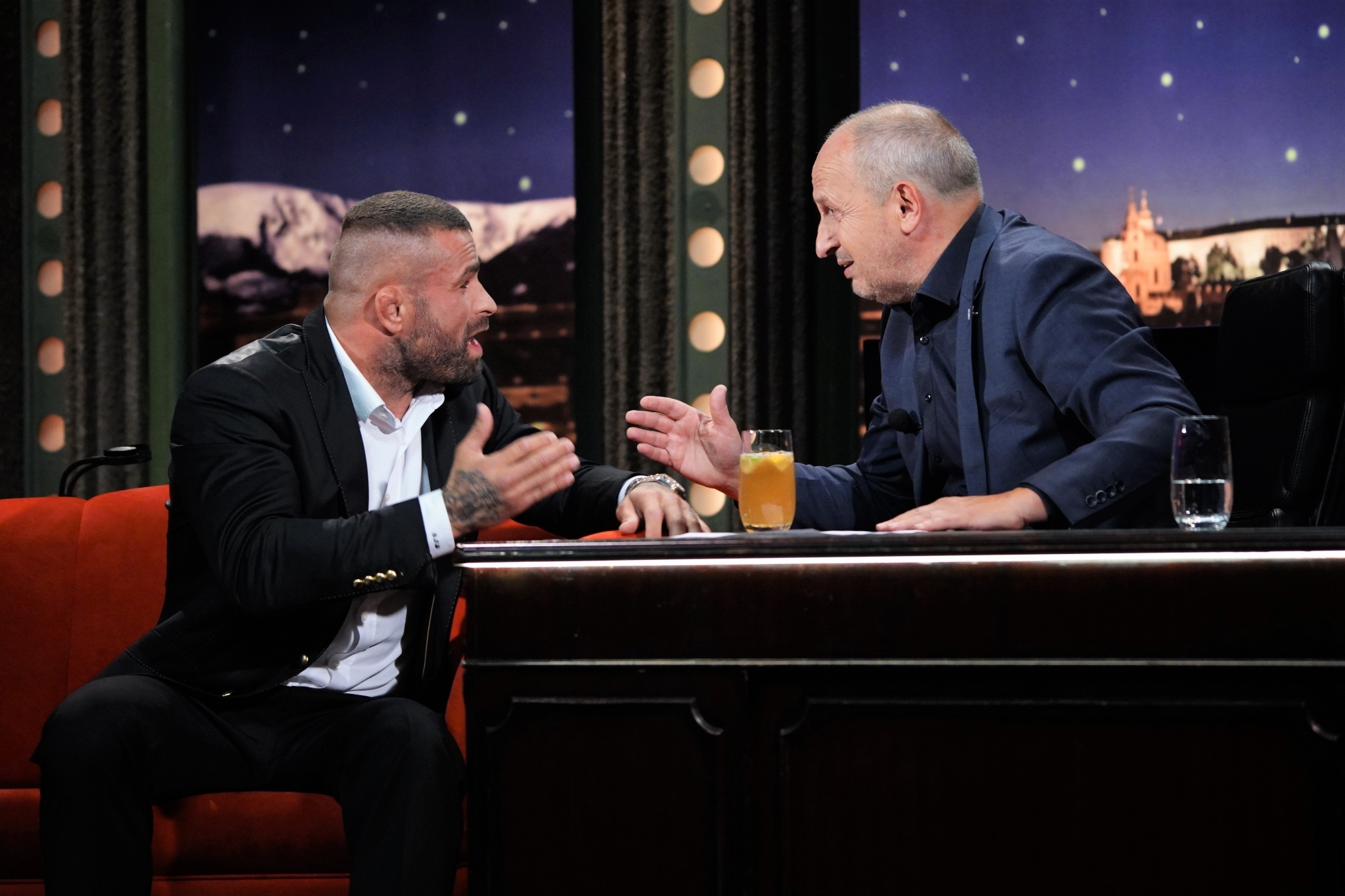 Zápasník MMA Karlos Vémola v SJK 9. 9. 2020