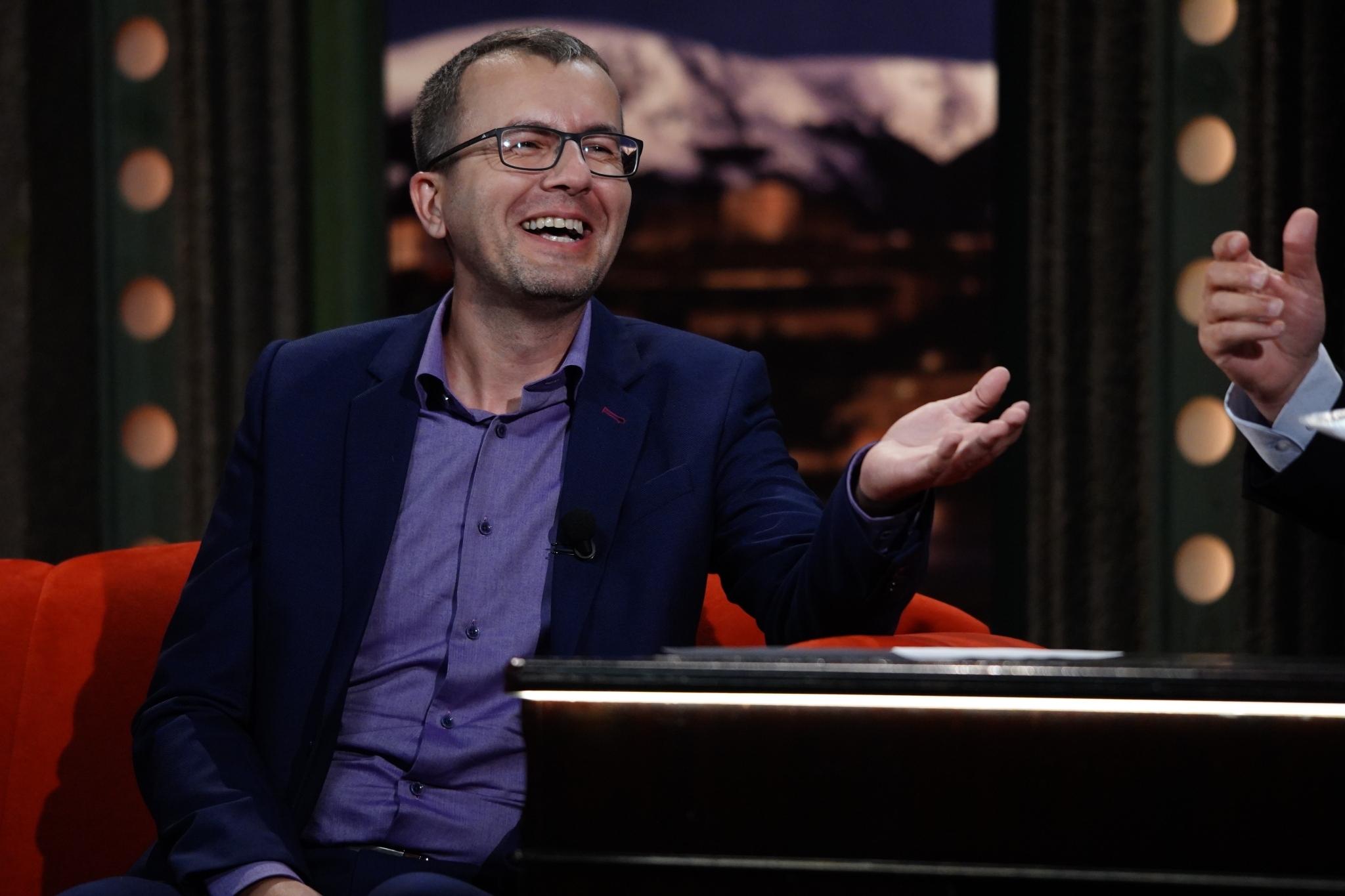 Molekulární biolog Petr Ryšávka v SJK 16. 9. 2020