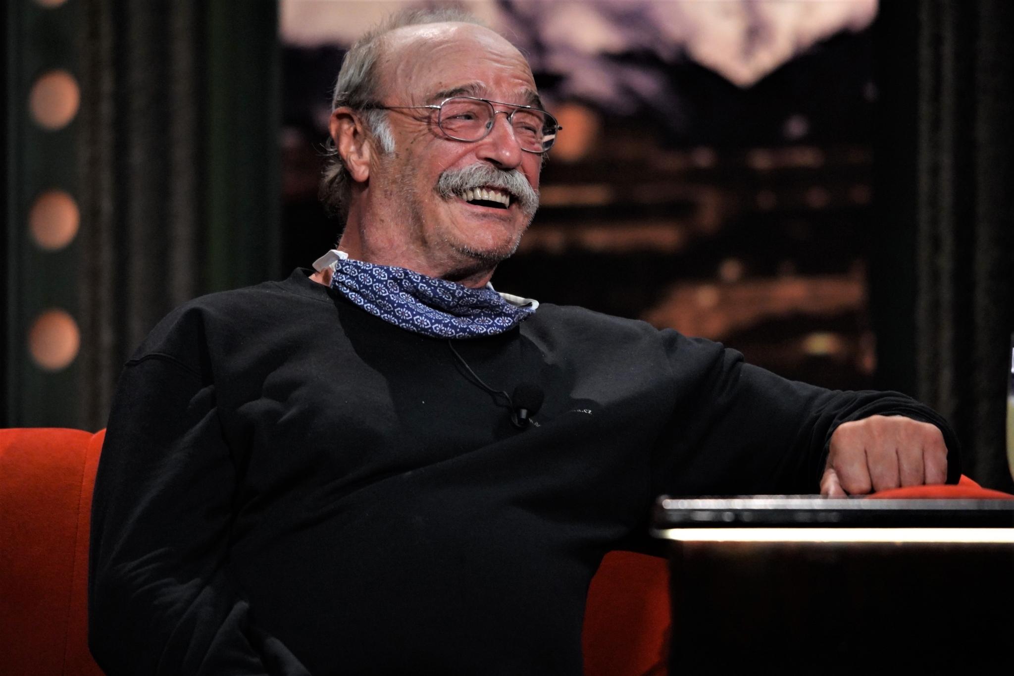 Pavel Nový, herec, v SJK 23. 9. 2020