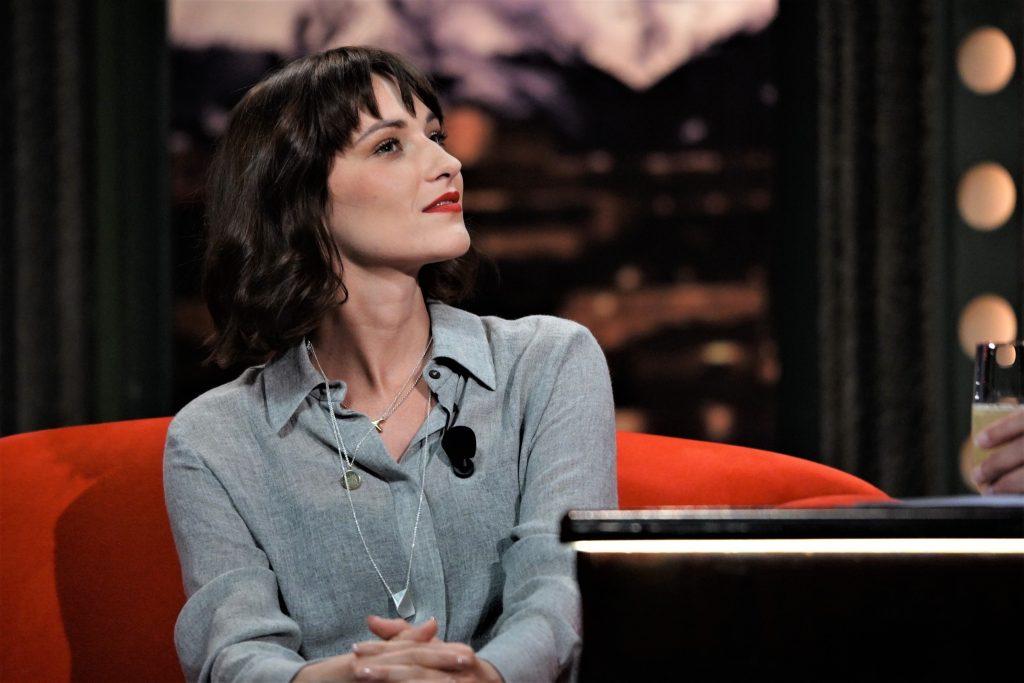 Barbora Jánová, herečka, v SJK 23. 9. 2020