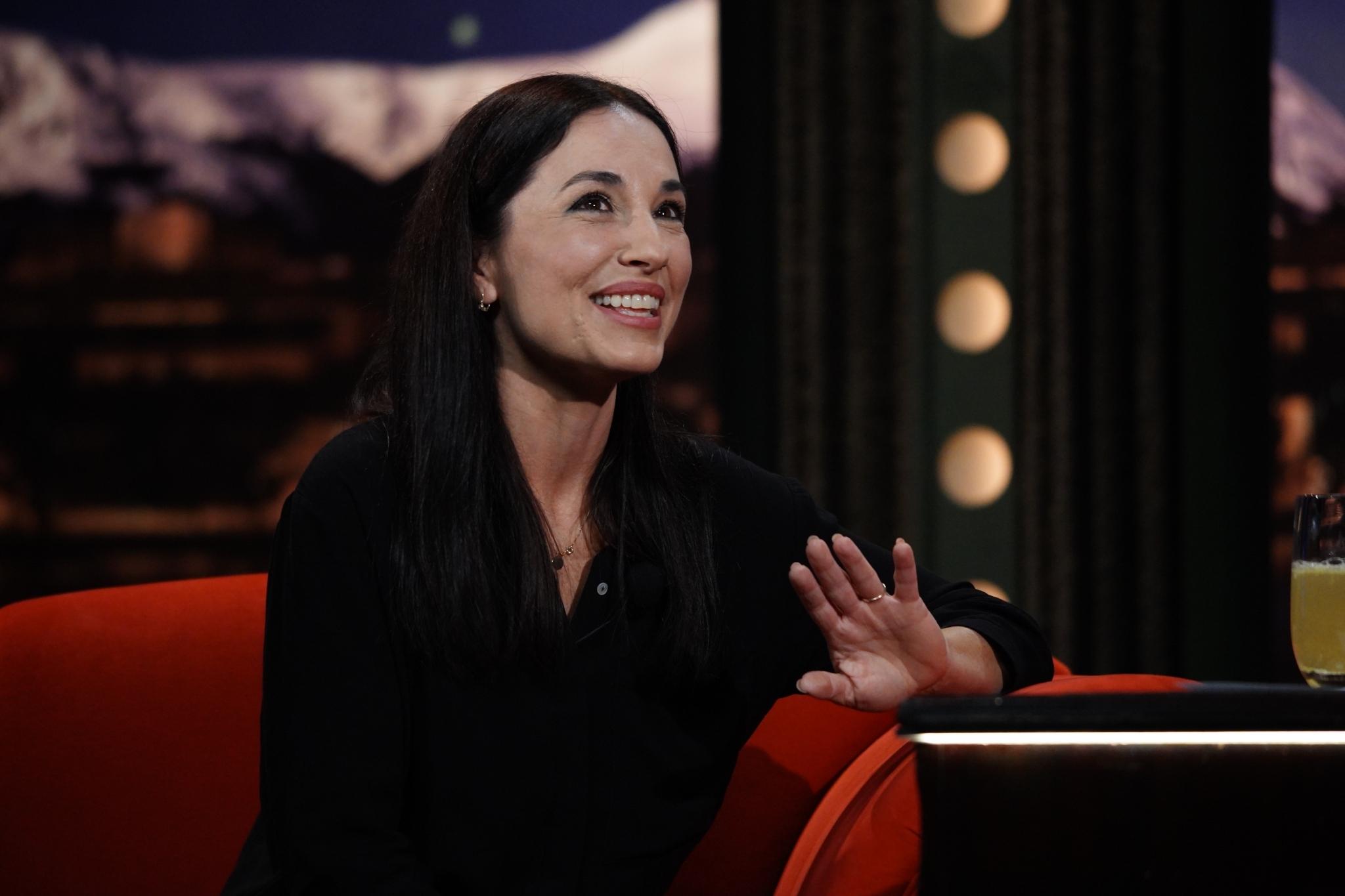 Herečka Michaela Kuklová v Show Jana Krause 30. 9. 2020