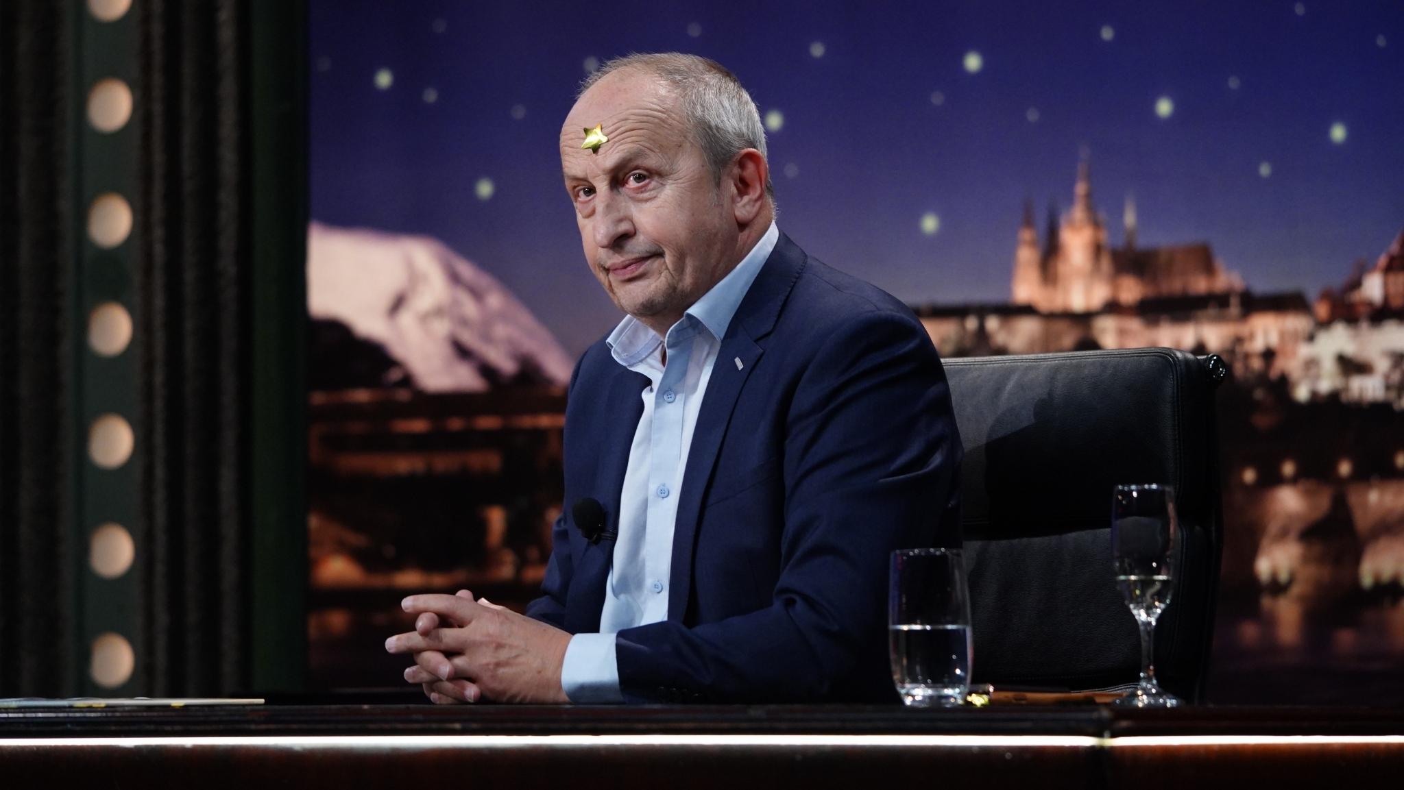 Moderátor se zlatou hvězdou na čele, Jan Kraus, 31. díl — 7. 10. 2020