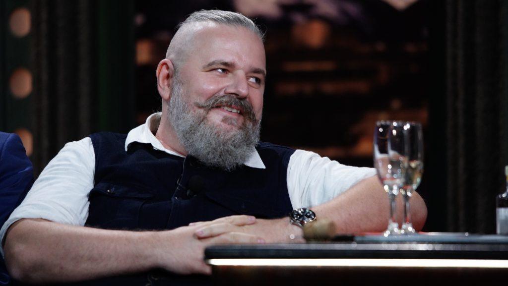 Daniel Vávra v Show Jana Krause, 31. díl — 7. 10. 2020
