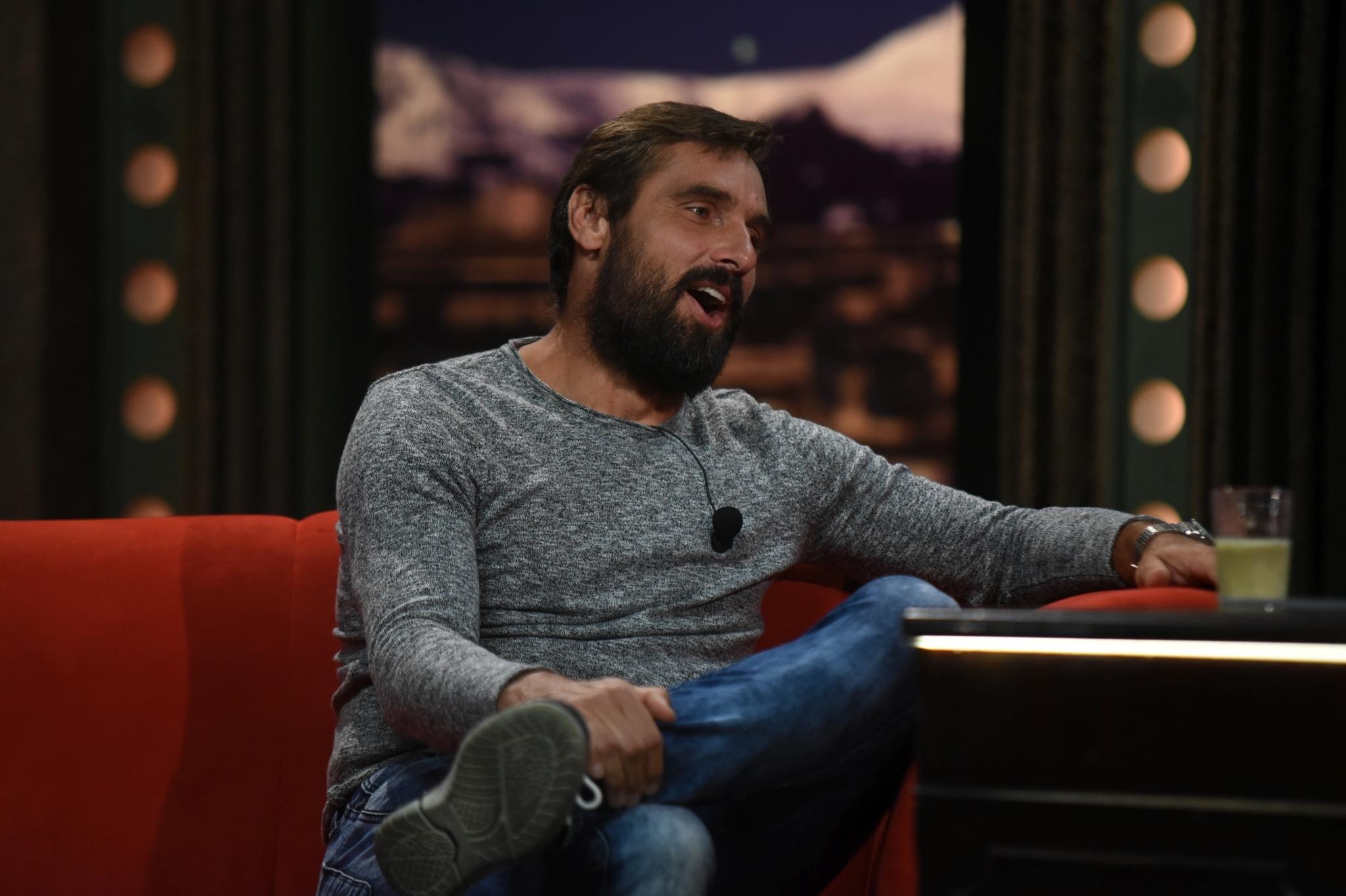 Roman Šebrle v SJK 3. 10. 2018