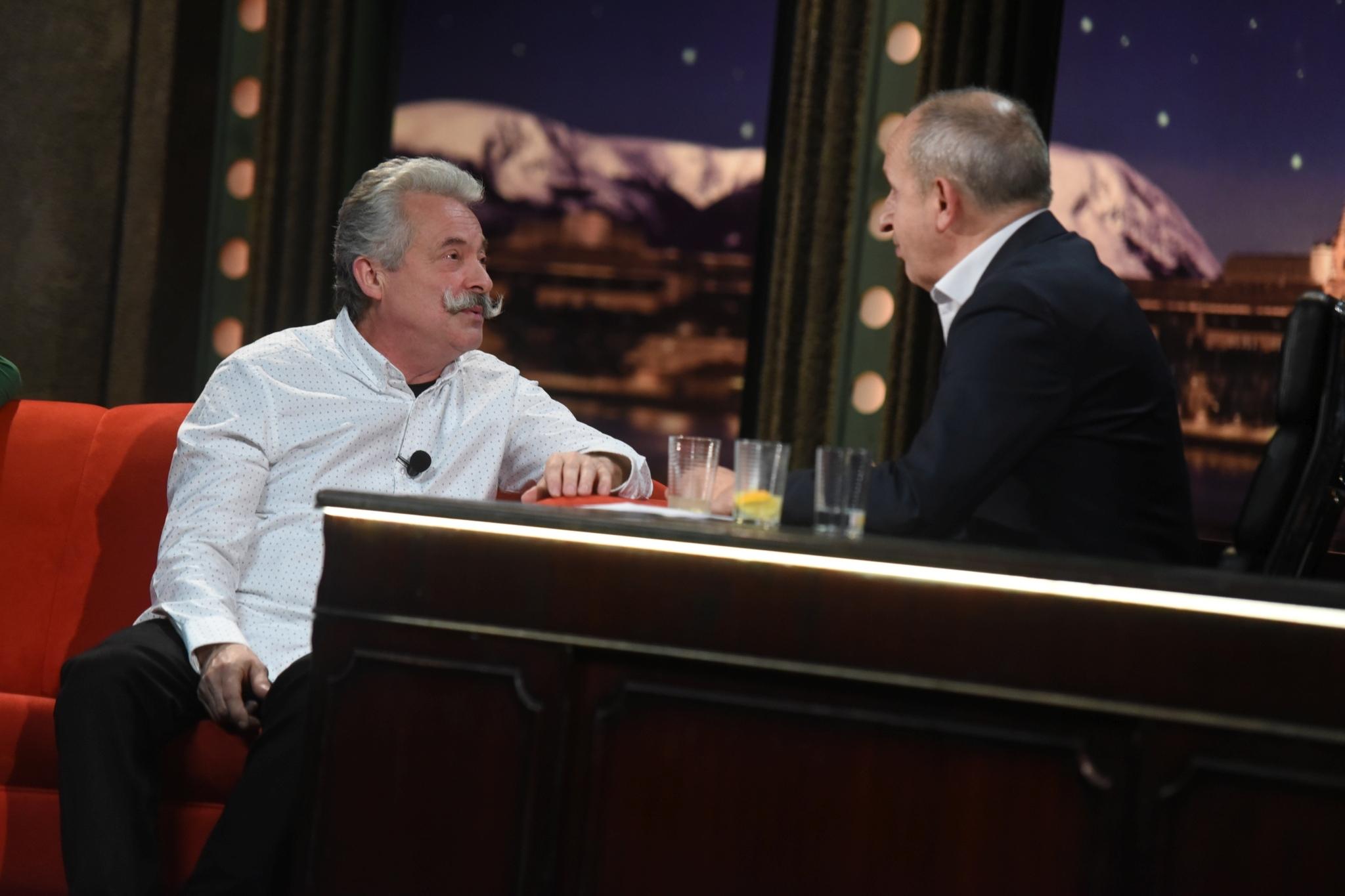 "Bohumil ""Bohoušek"" Kundrt v SJK 7. 11. 2018"