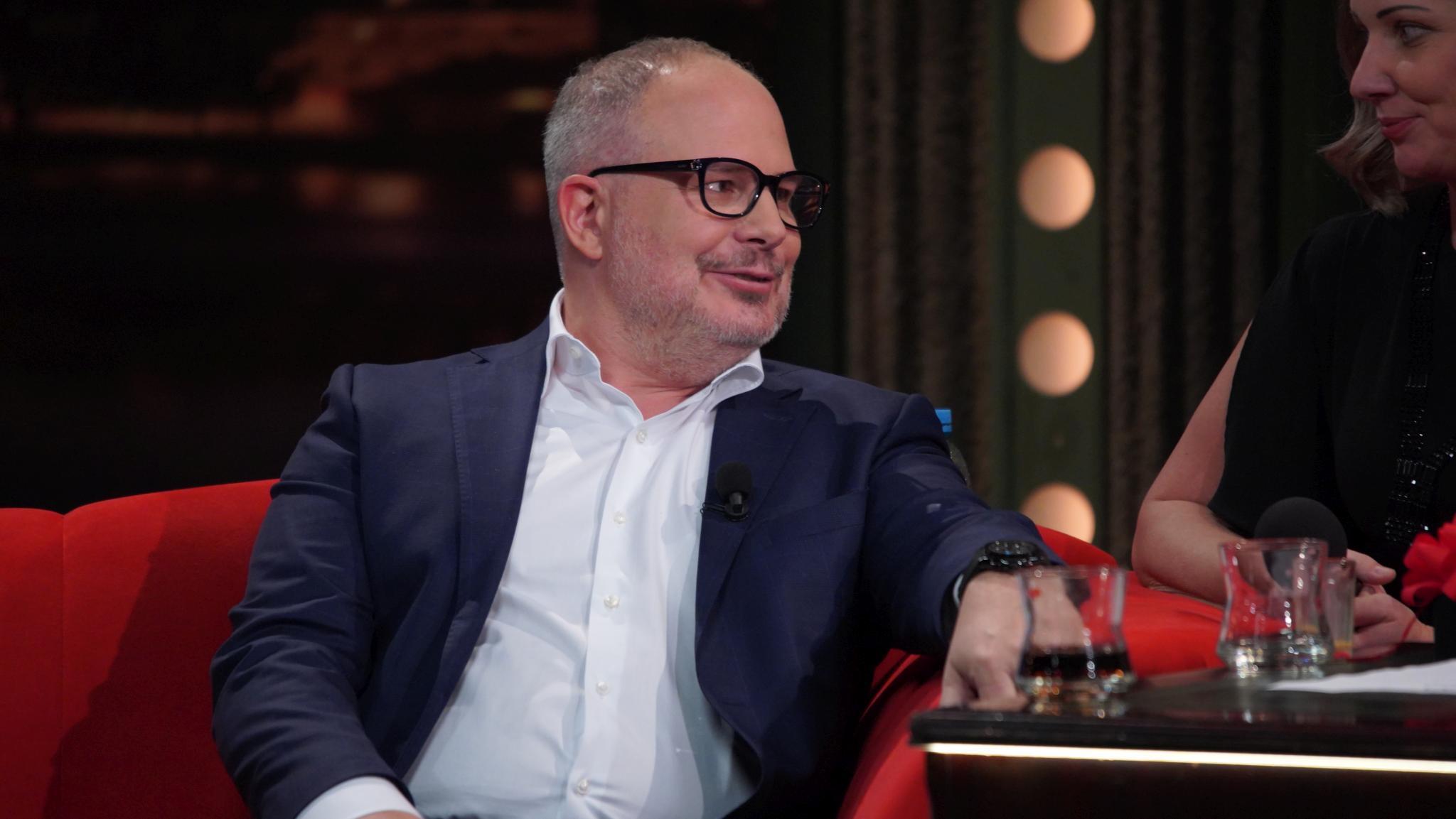 Šéf společnosti Mattoni 1873 Alessandro Pasquale v SJK 16. 12. 2020