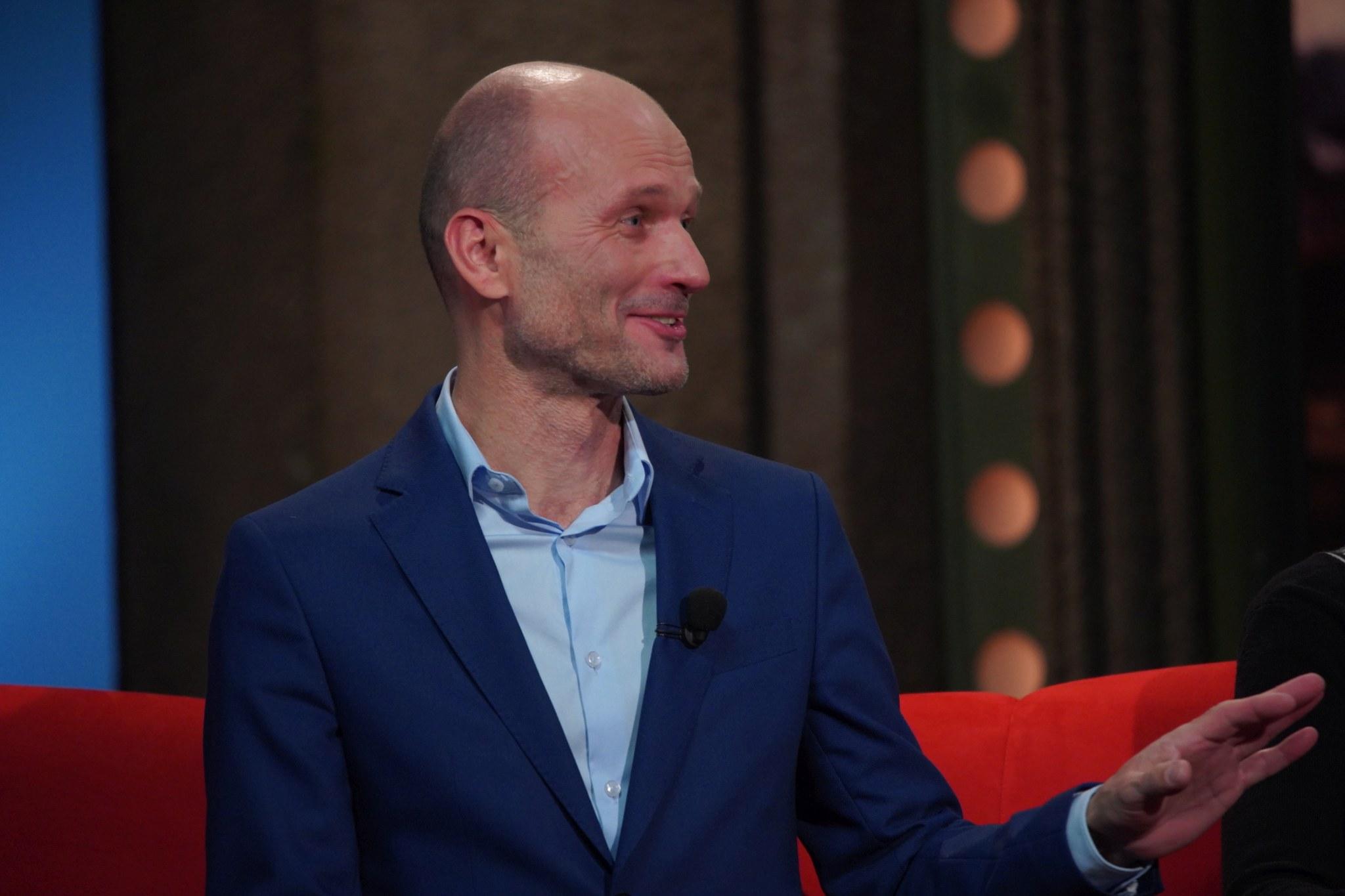 Dalibor Gondík v Show Jana Krause 13. 1. 2021