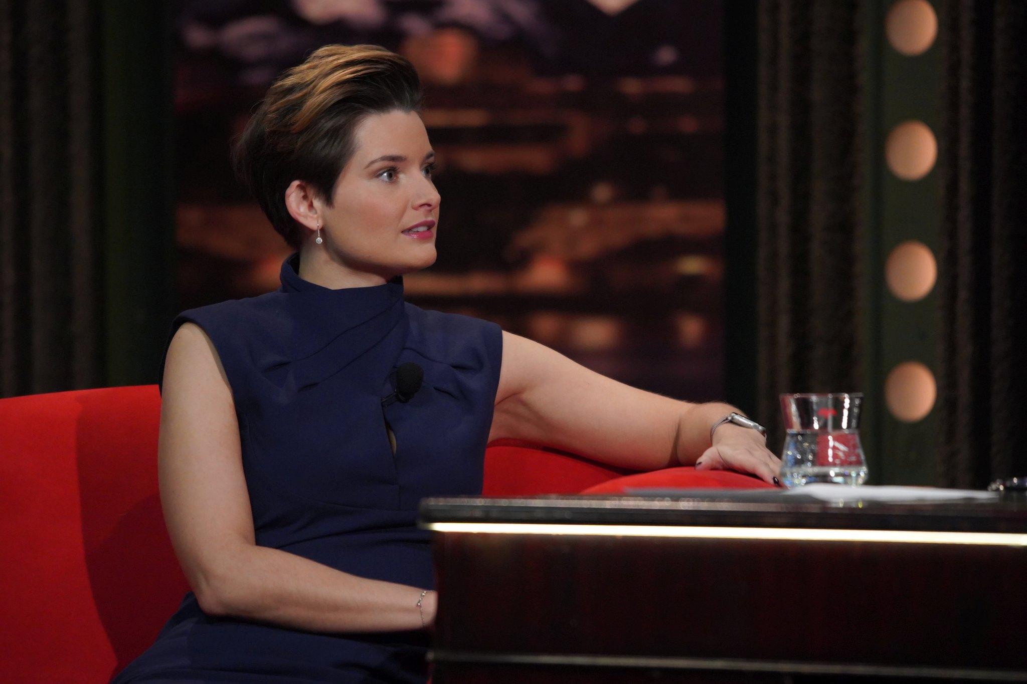 Martina Viktorie Kopecká v Show Jana Krause 13. 1. 2021