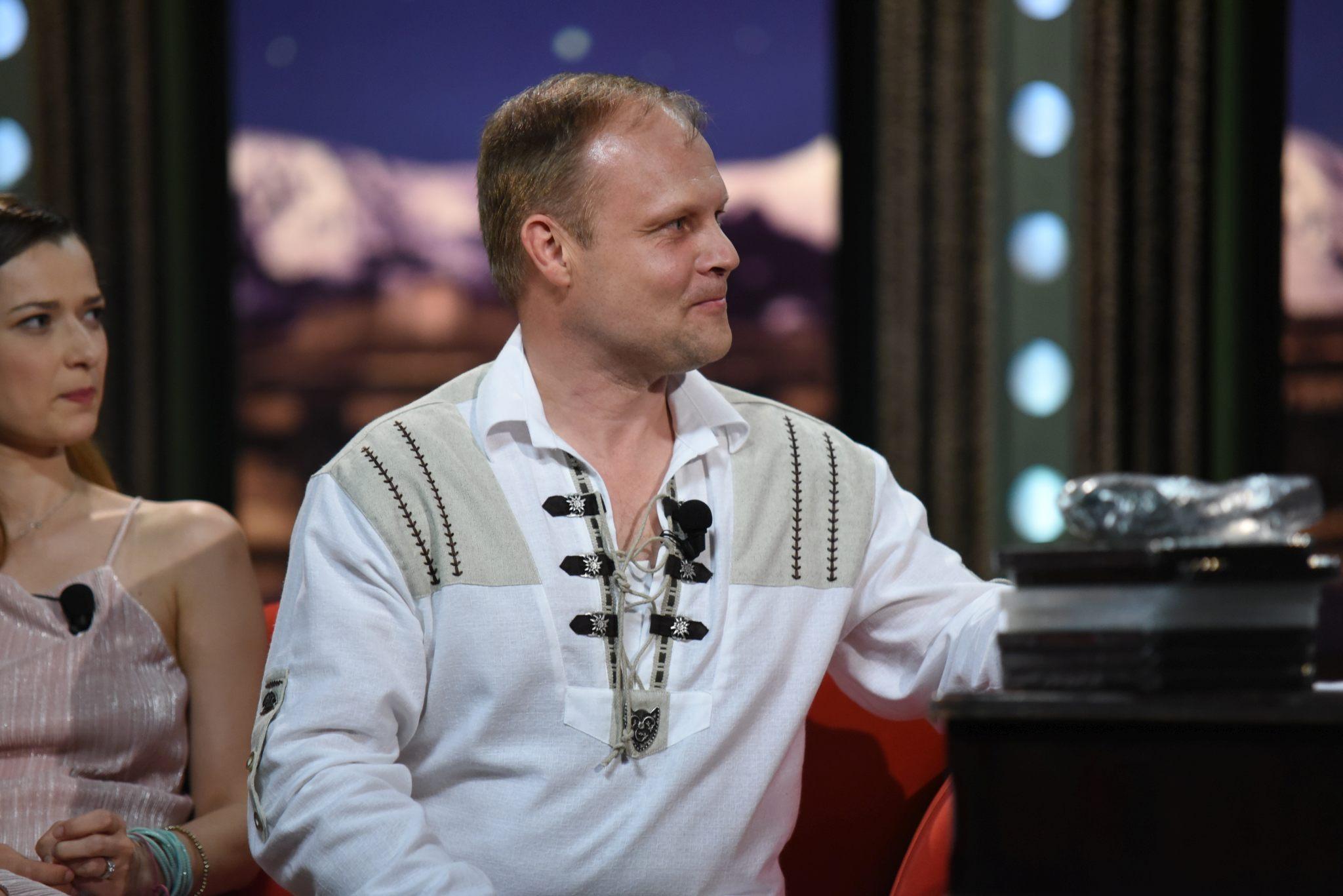 Profesionální vábič zvěře Petr Joo v SJK 1. 6. 2016