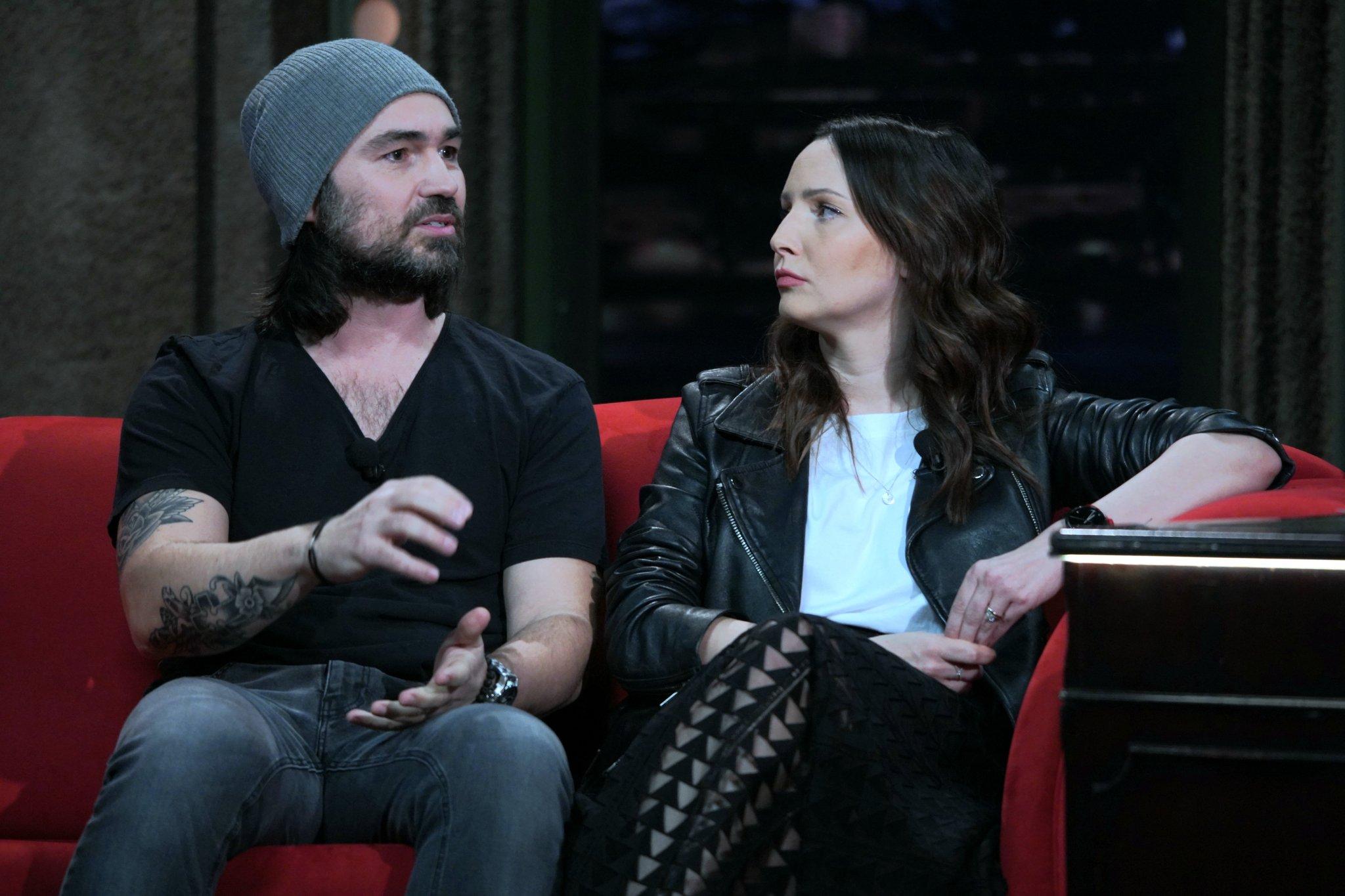 Manželé Veronika a Biser Arichtevovi, ona oblíbená herečka, on úspěšný režisér, v SJK 3. 3. 2021