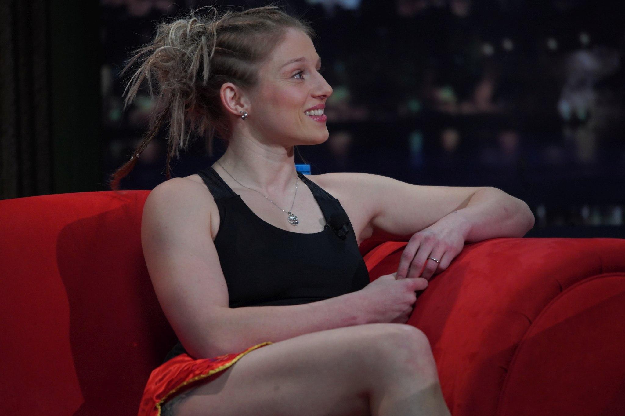 Zápasnice MMA Sandra Mašková v SJK 24. 3. 2021