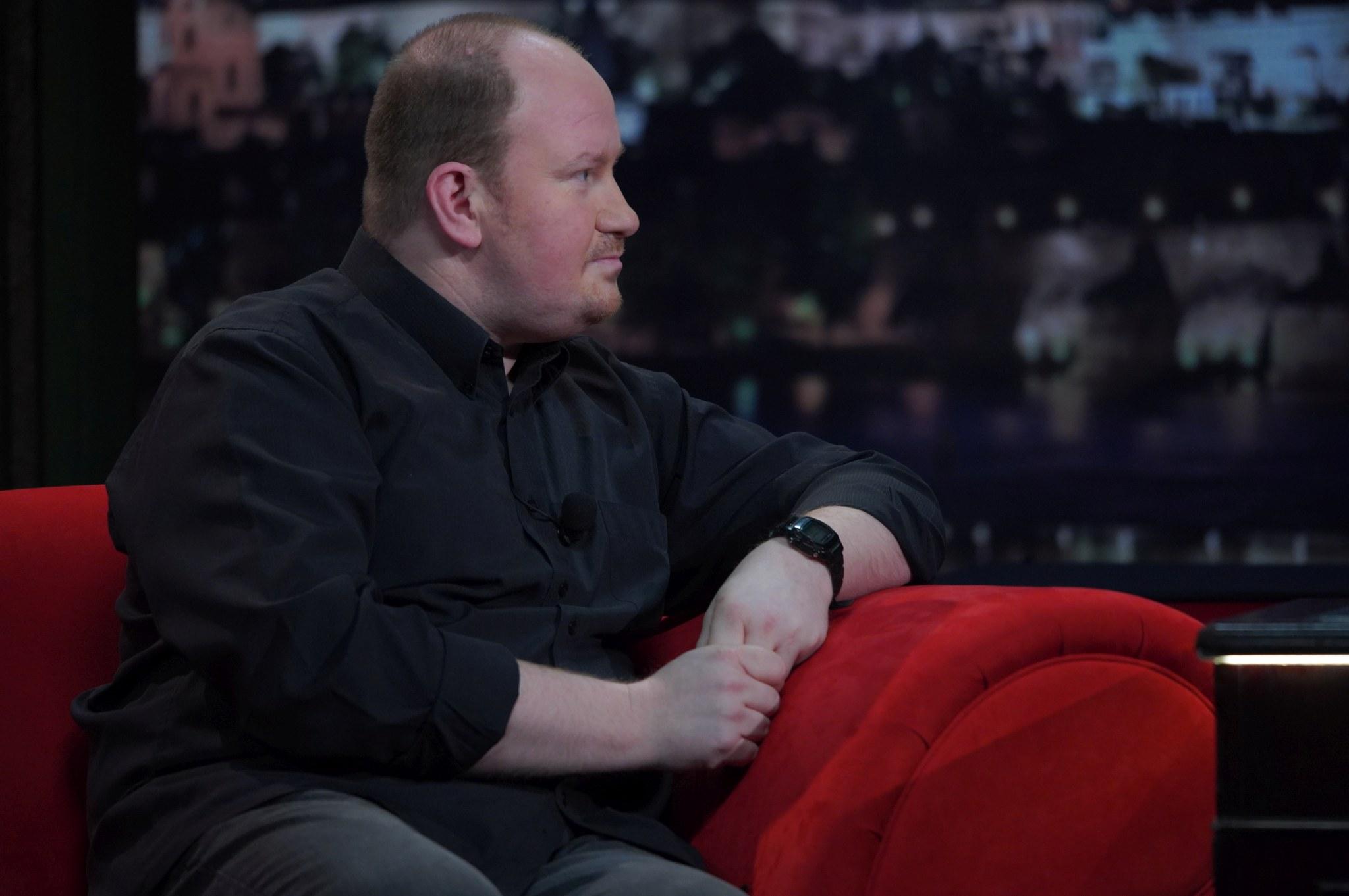Historik, odborník na britskou královskou rodinu, Kamil Rodan v SJK 24. 3. 2021