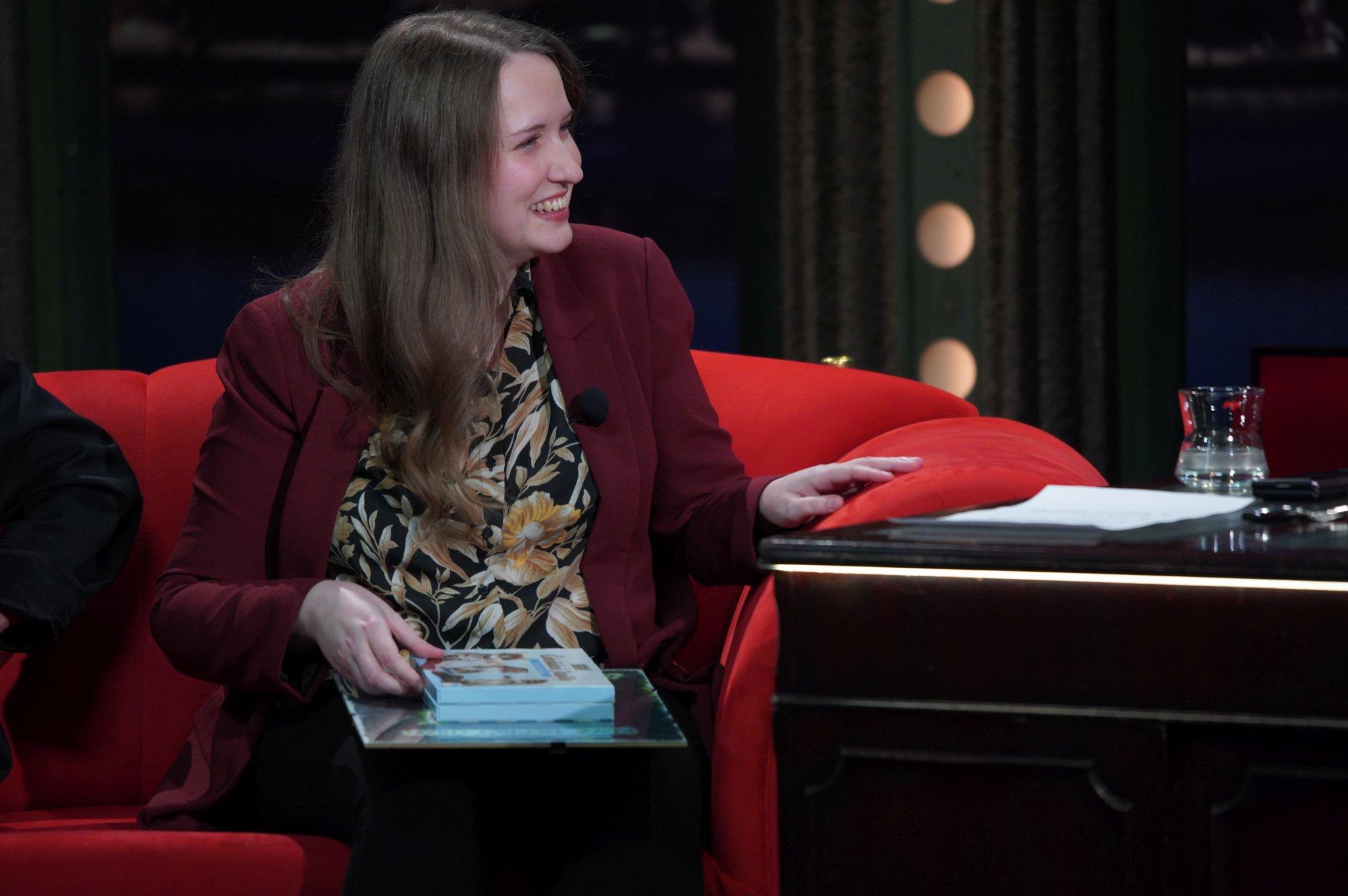 Majitelka kočičí polepšovny Kateřina Štiblická v SJK 7. 4. 2021