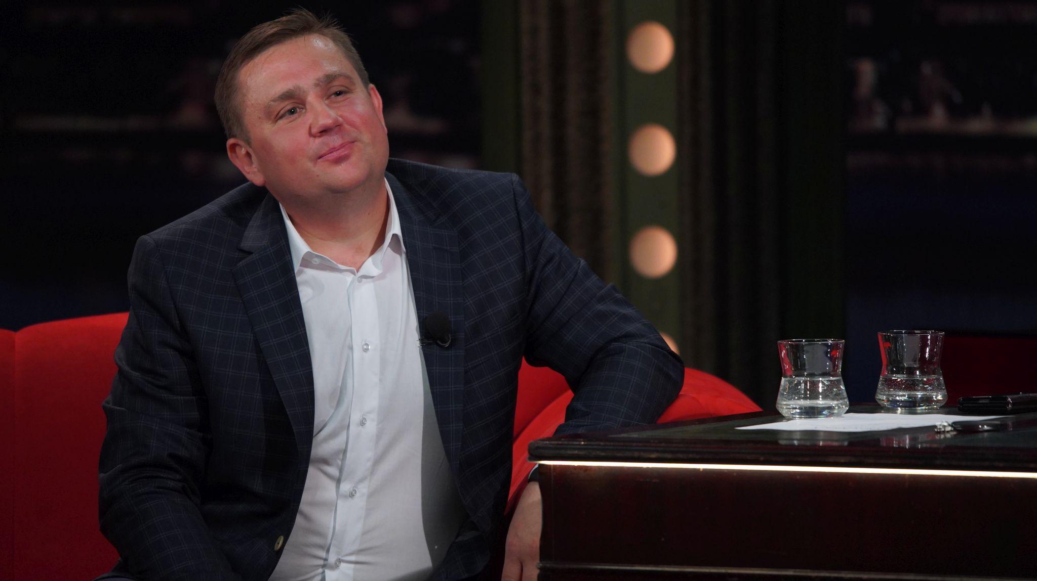 Šéfkuchař Jan Punčochář v SJK 12. 5. 2021
