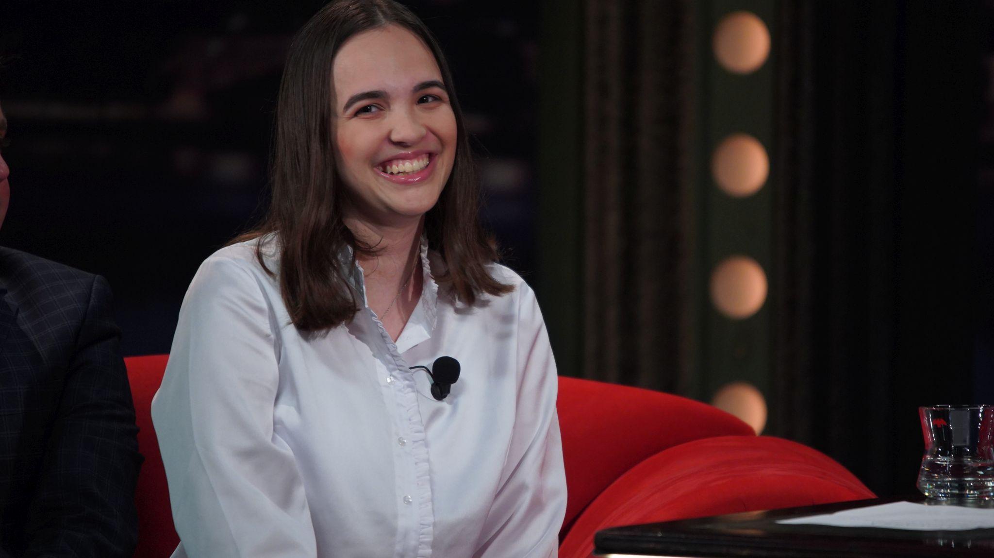 Šestnáctiletá polyglotka Eva Spekhorstová v SJK 12. 5. 2021