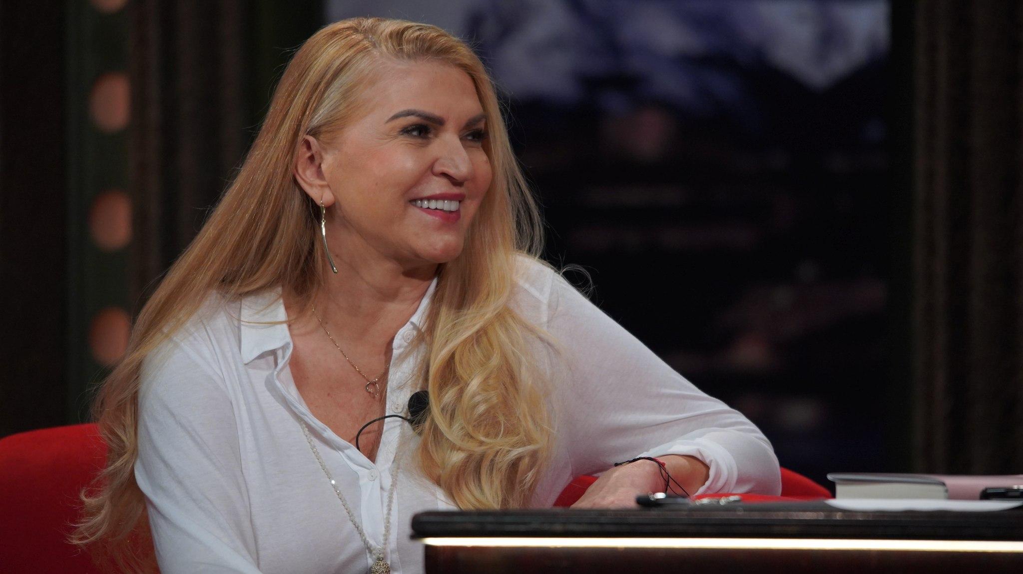 Spisovatelka a stand-up komička Martina Formanová v SJK 26. 5. 2021
