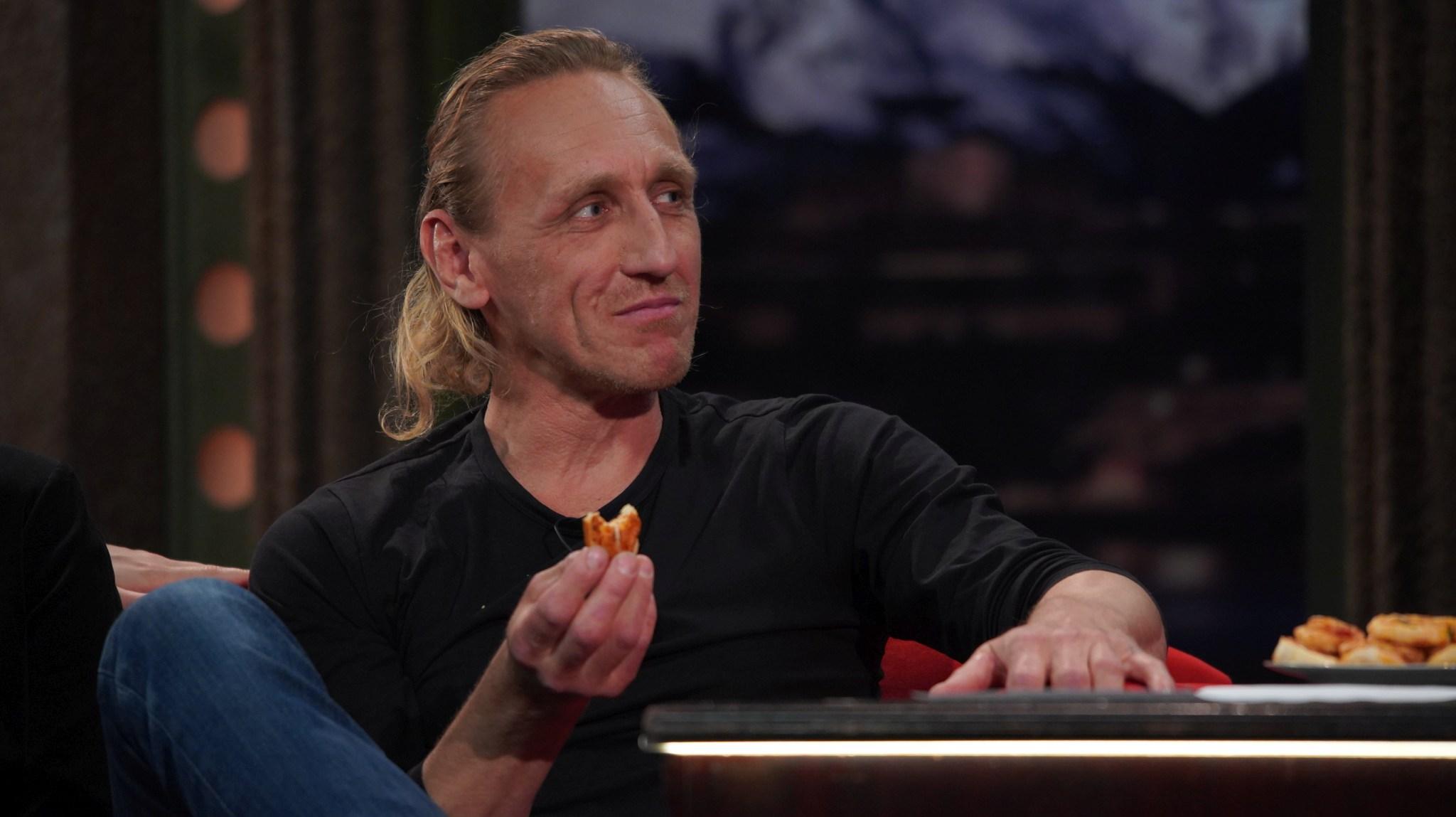 Kaskadér a herec Vladimír Furdík v SJK 26. 5. 2021
