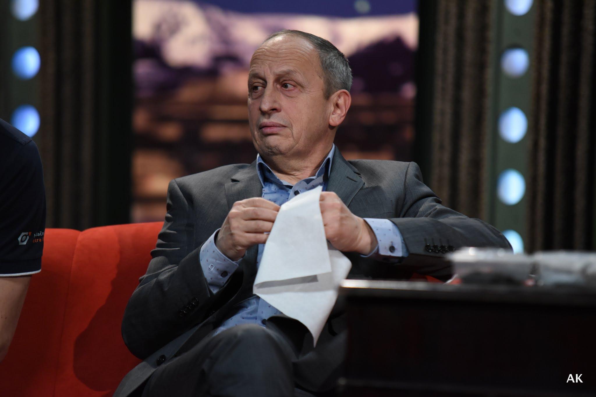 Moderátor Jan Kraus usedl ke stolu šéfkuchaře Radka Kašpárka v SJK 30. 3. 2016