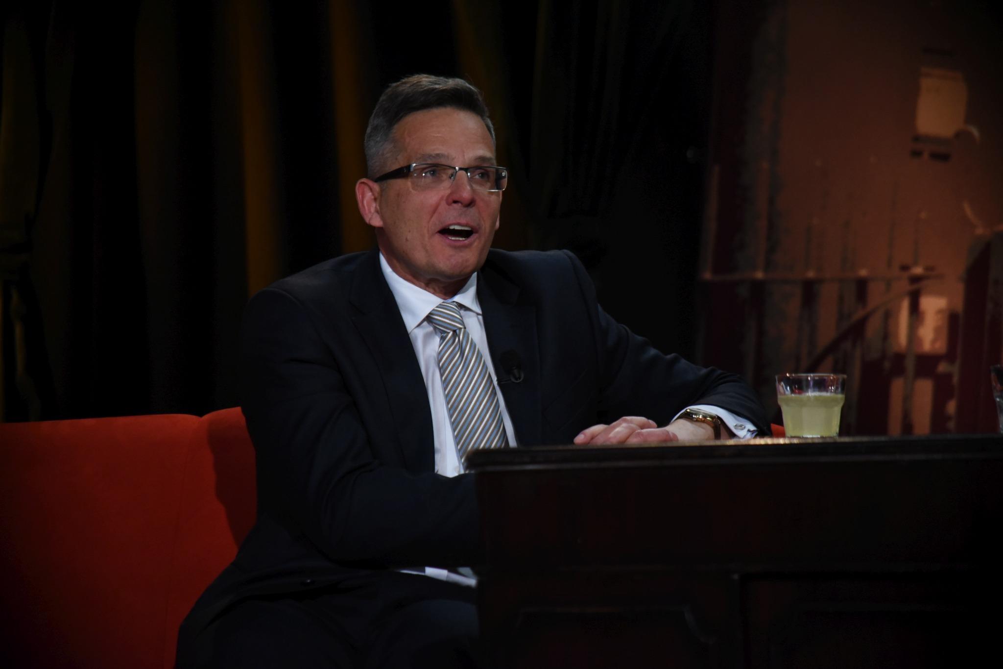 Reportér Ivan Kytka v SJK 20. 3. 2019