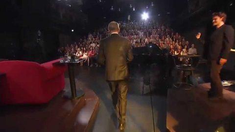 Zpěvačka Lucie Bílá, scenárista a režisér Petr Kolečko a Slavomír Pietrucha, lékař, který nedá dopustit na pijavice v SJK 11. 11. 2015