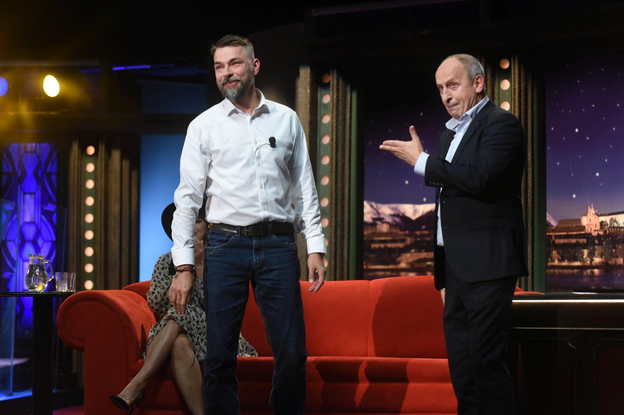 Hradní pán a pivovarník Ondřej Slačálek v SJK 11. 9. 2019