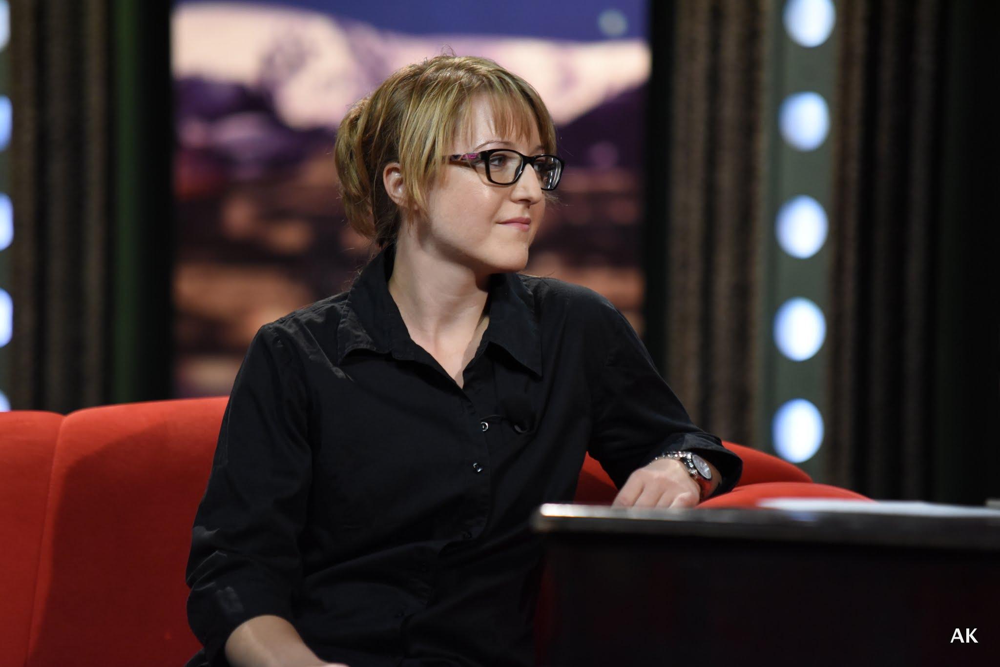 Bioložka a badatelka Helena Fulková v SJK 31. 8. 2016