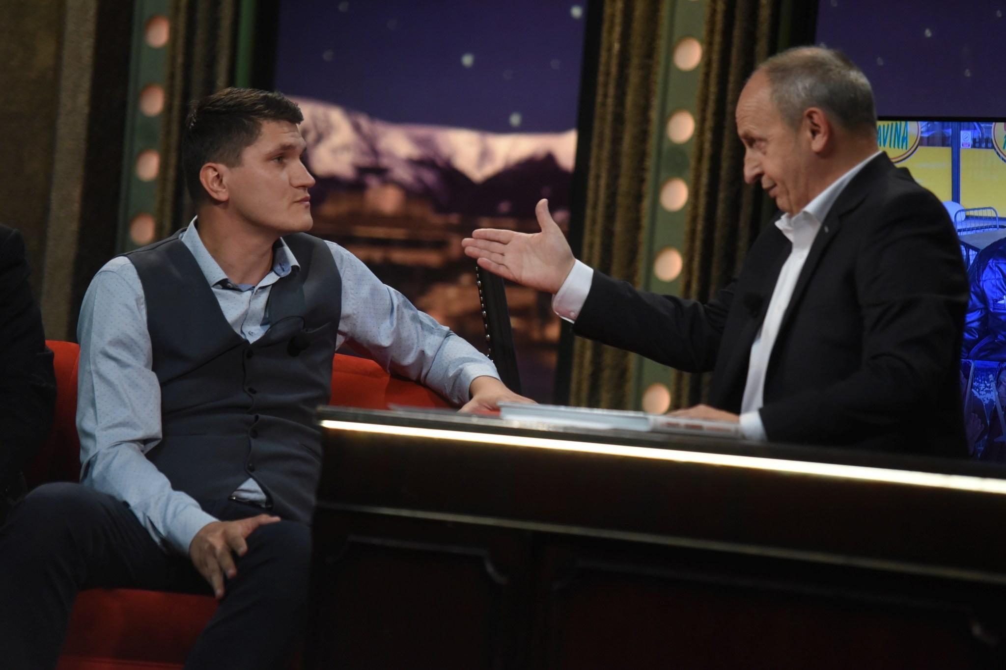 Bohemista a mezinárodně uznávaný vinnetoulog Jaroslav Maryška v SJK 18. 9. 2019