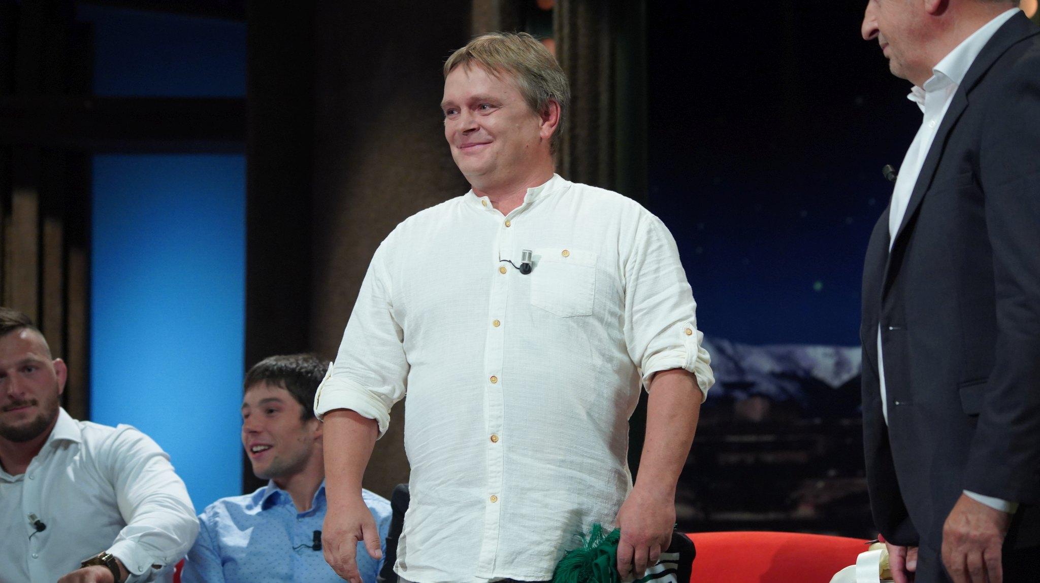 Programátor a bývalý horník Tomáš Hisem v SJK 1. 9. 2021