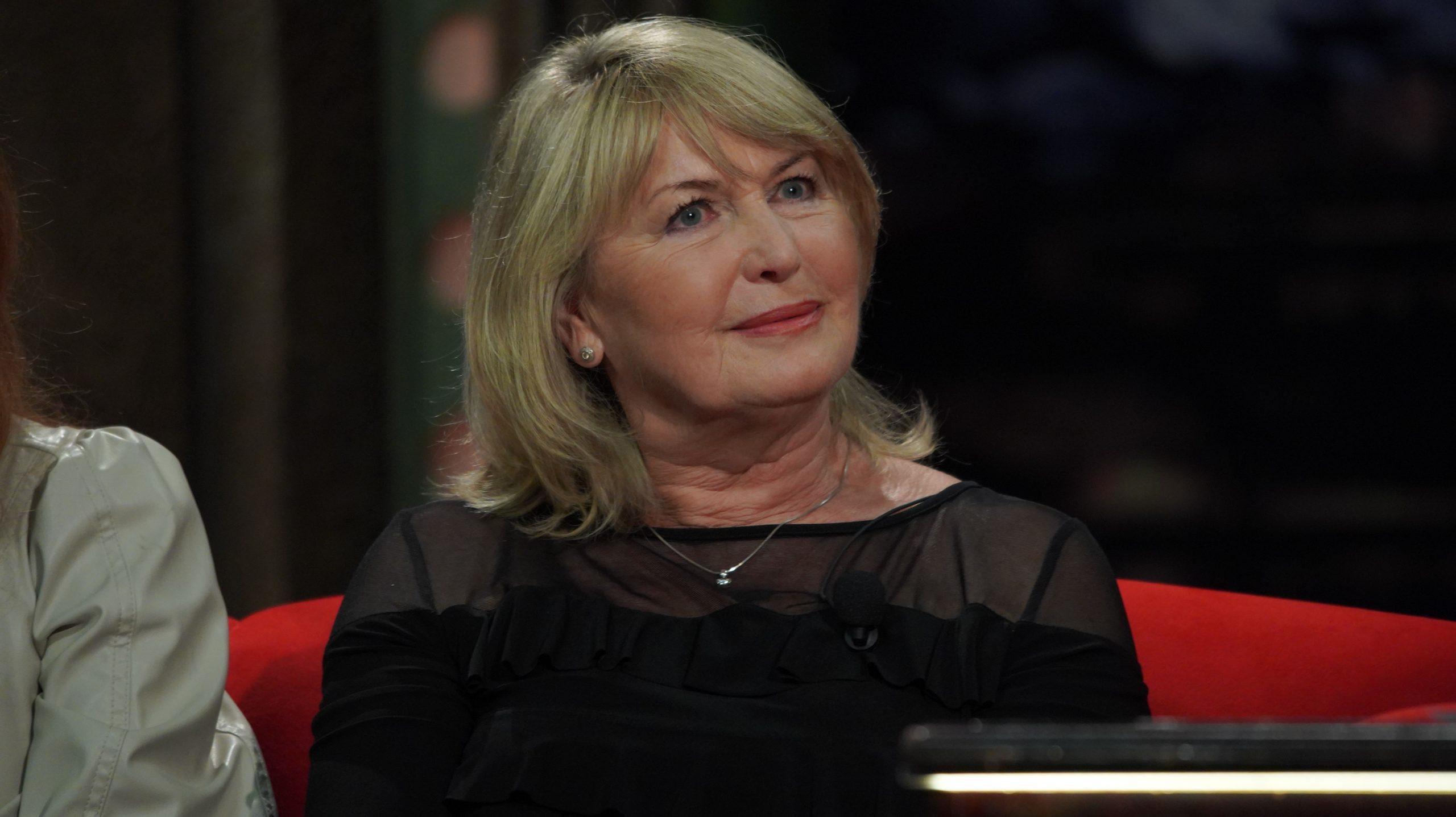 Herečka Eliška Balzerová v SJK 8. 9. 2021