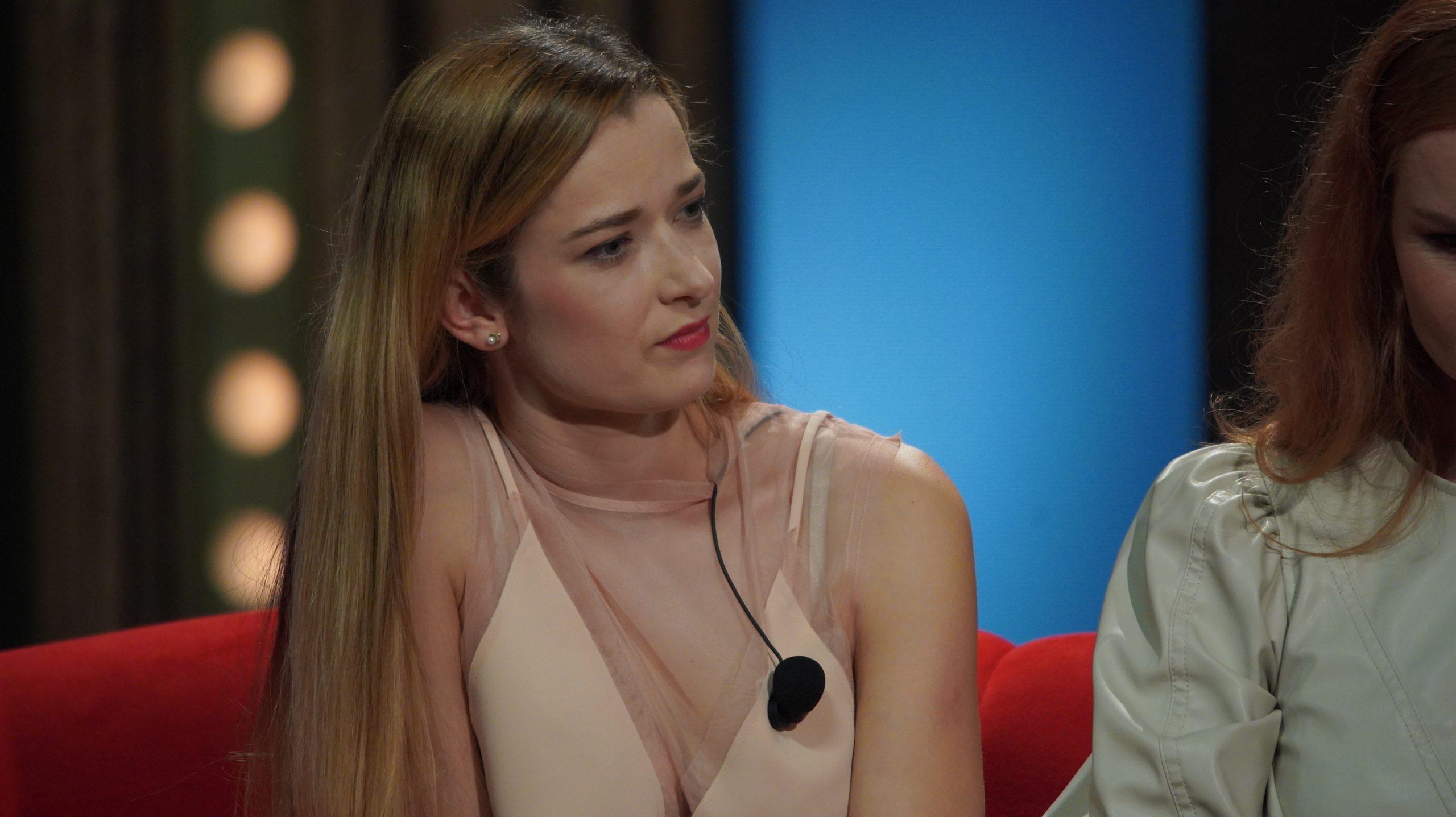 Herečka Marika Šoposká v SJK 8. 9. 2021