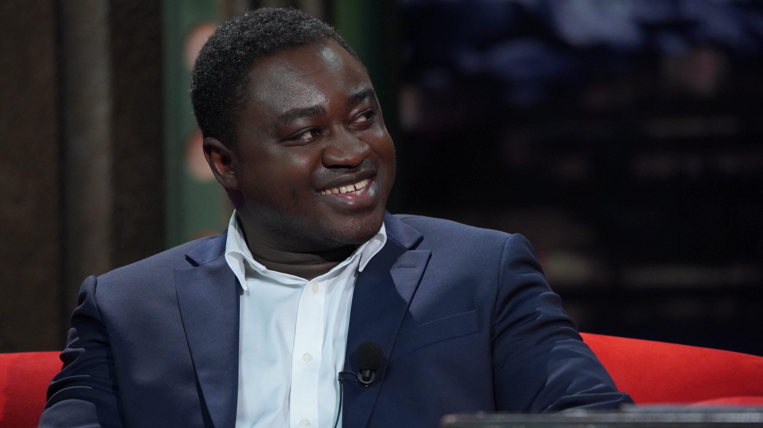 Anděl mezi zdravotníky, gynekolog-porodník MUDr. Patrice Awonseba Baba-Musah v SJK 8. 9. 2021