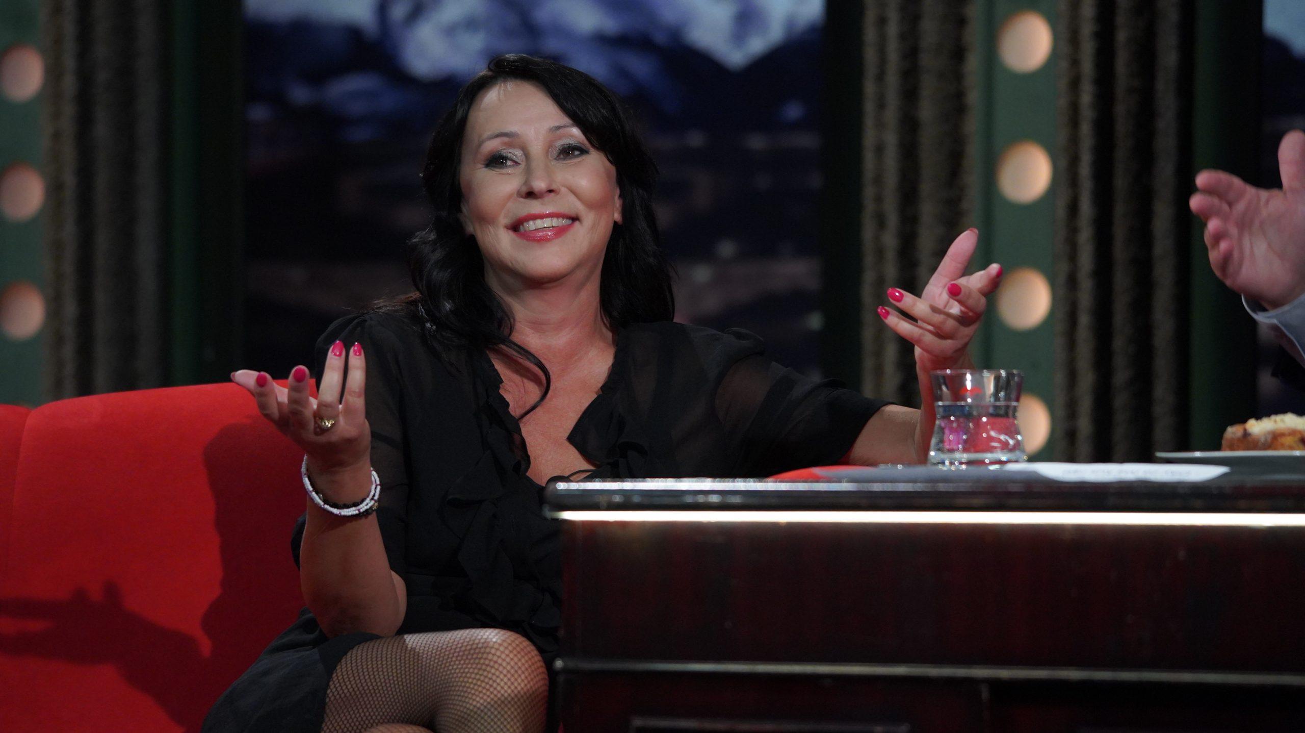 Zpěvačka Heidi Janků v SJK 15. 9. 2021