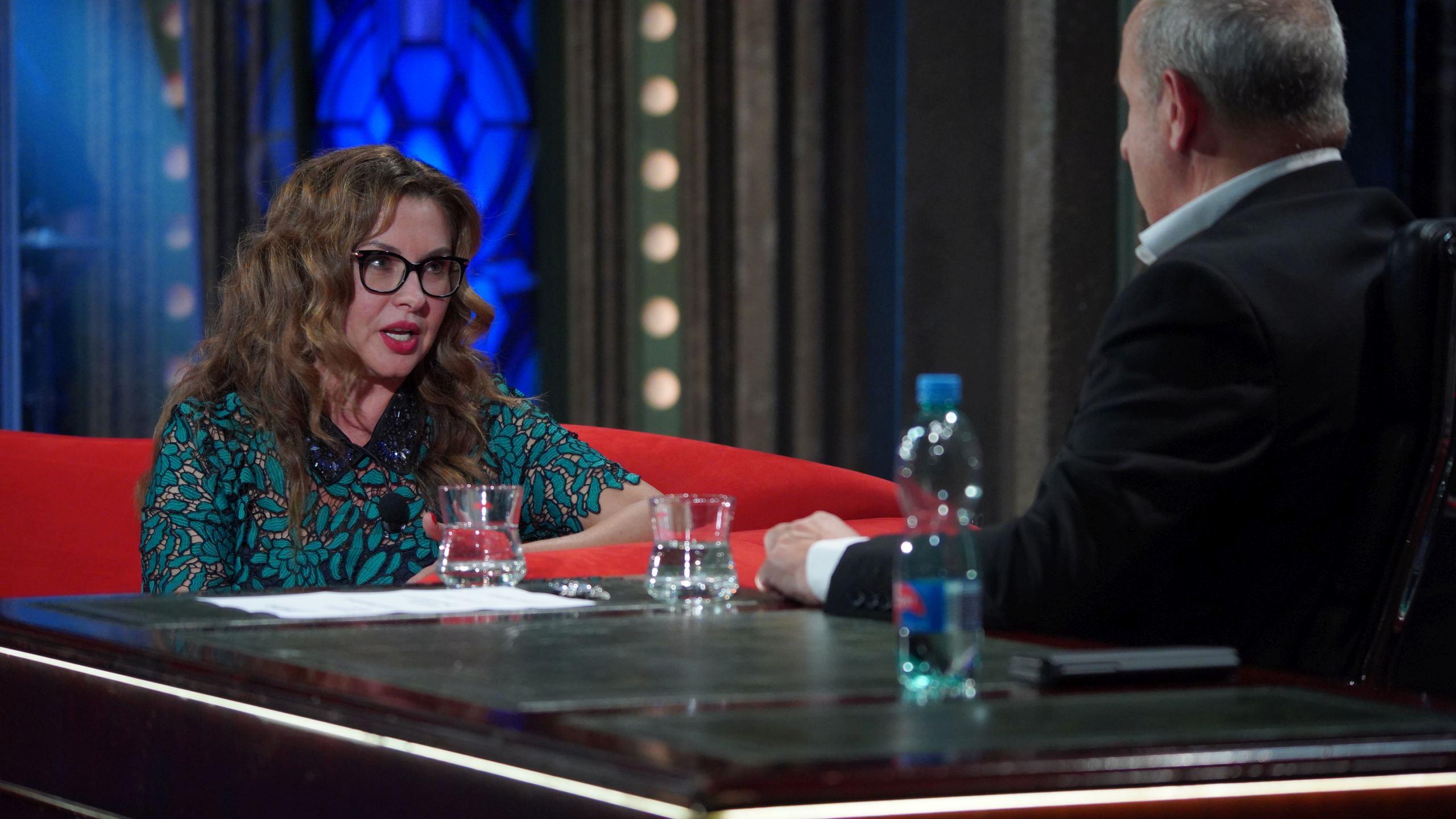 Herečka Dana Morávková v SJK 29. 9. 2021