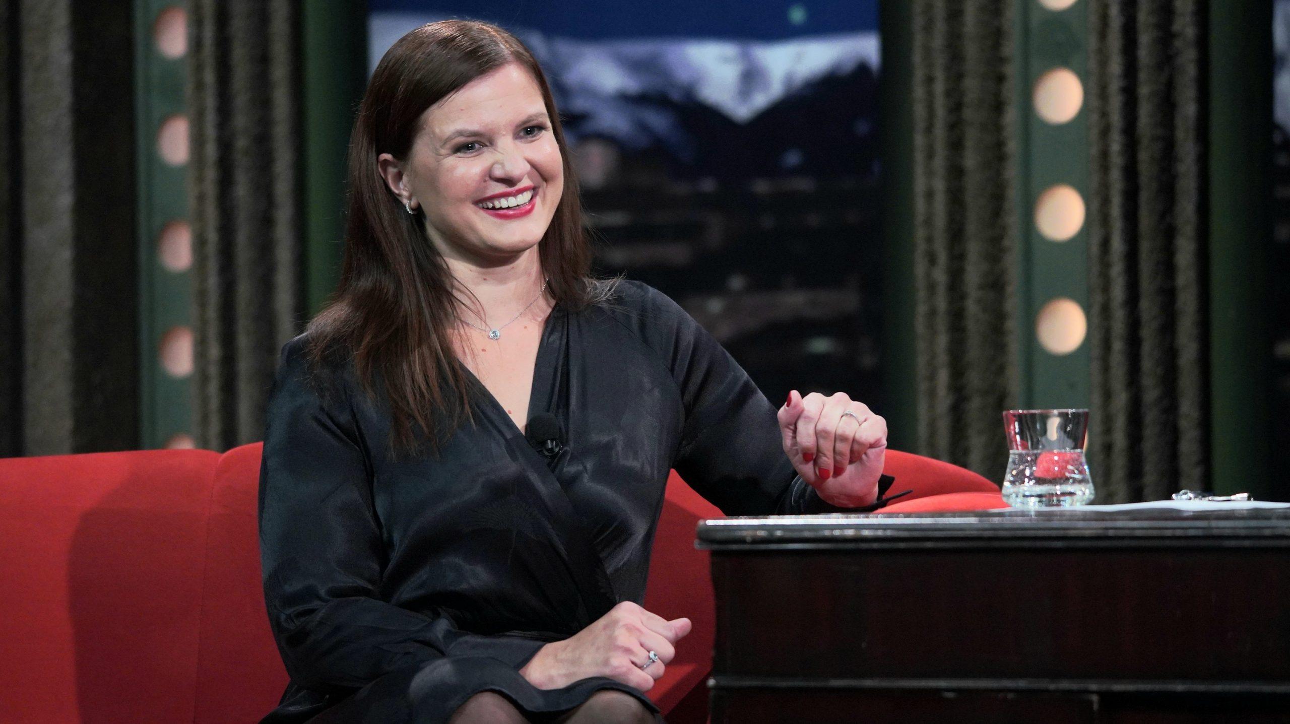 Mluvčí rodiny Gottovy Aneta Stolzová v SJK 13. 10. 2021
