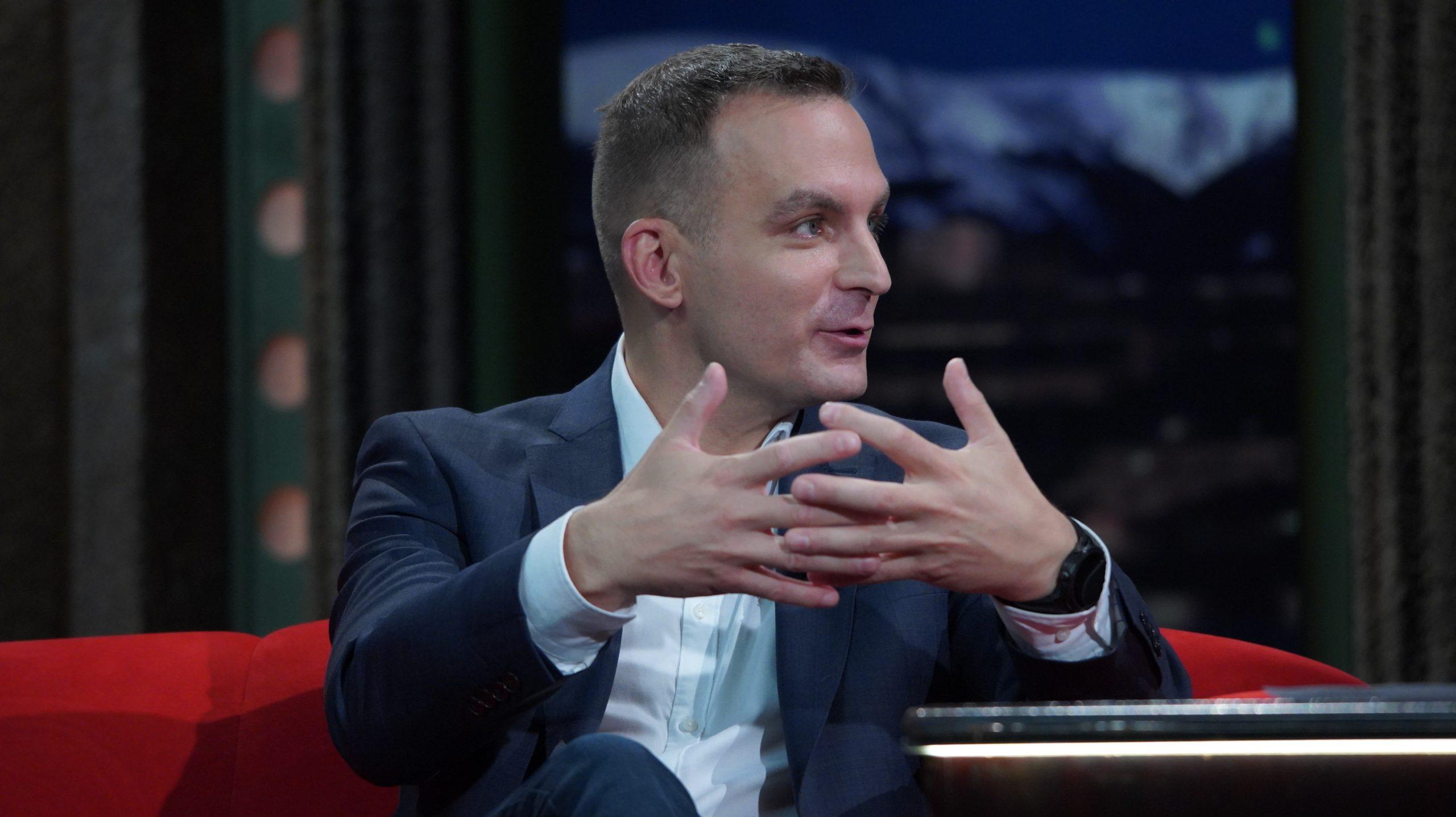 Psycholog Radek Ptáček v SJK 20. 10. 2021